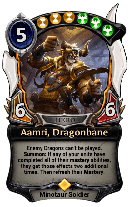 Card image for Aamri, Dragonbane