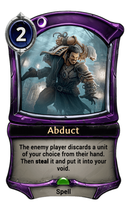 Card image for Abduct