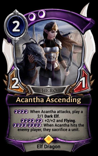 Card image for Acantha Ascending