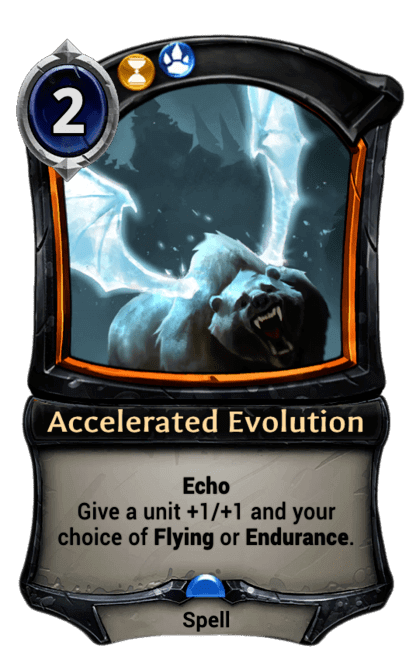Card image for Accelerated Evolution