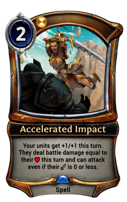 Card image for Accelerated Impact