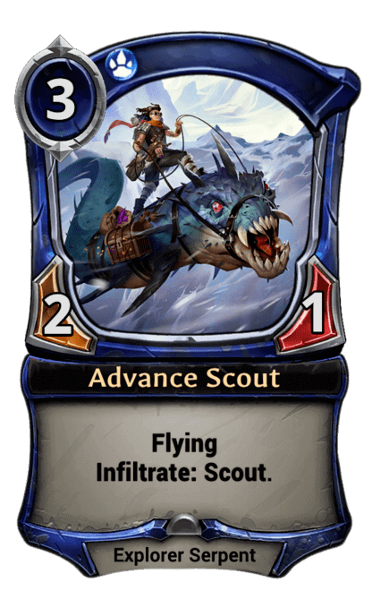 Card image for Advance Scout