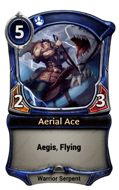 Card image for Aerial Ace