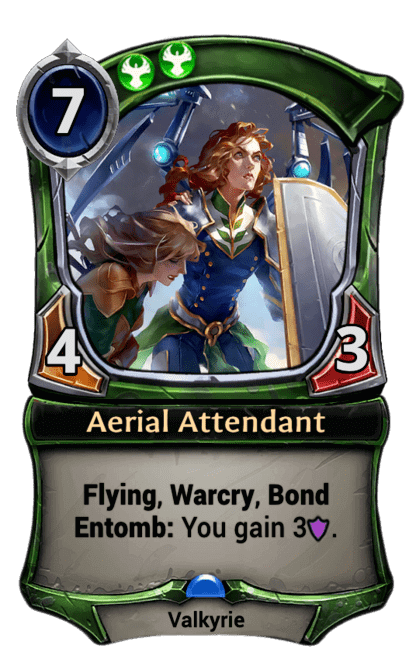 Card image for Aerial Attendant