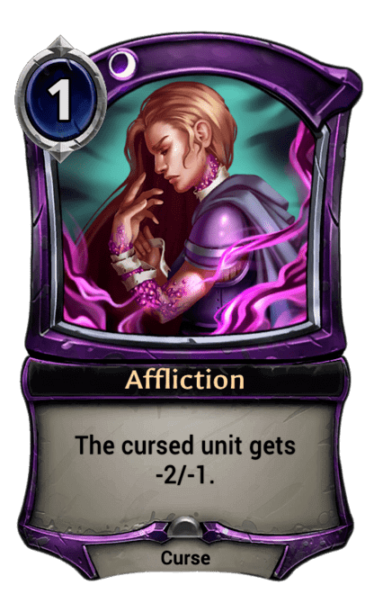 Card image for Affliction