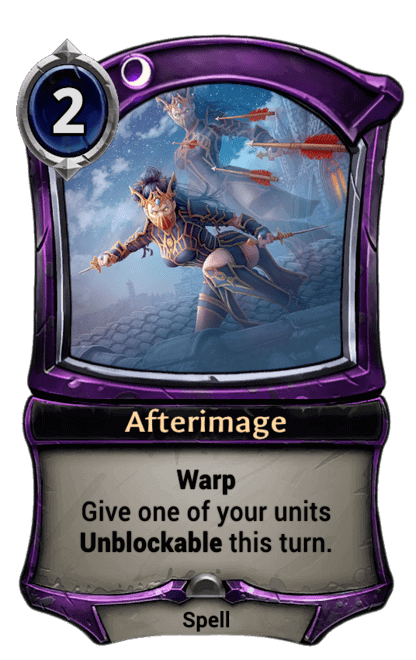 Card image for Afterimage