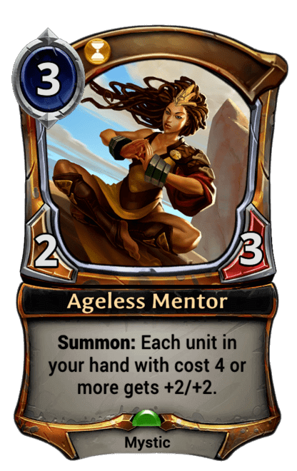 Card image for Ageless Mentor