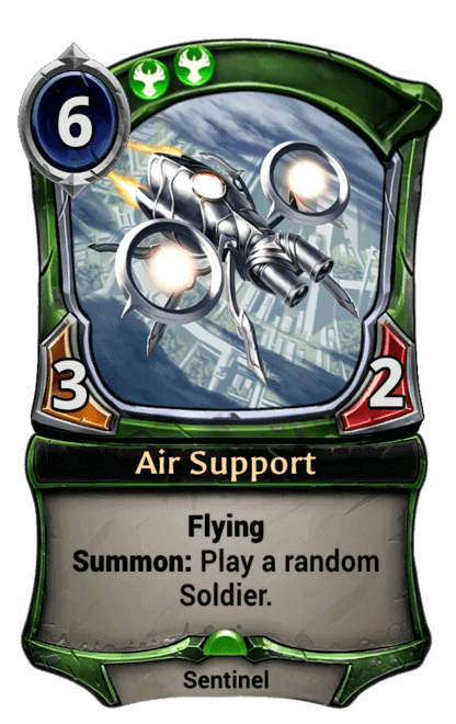 Card image for Air Support