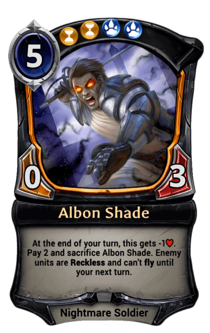 Card image for Albon Shade