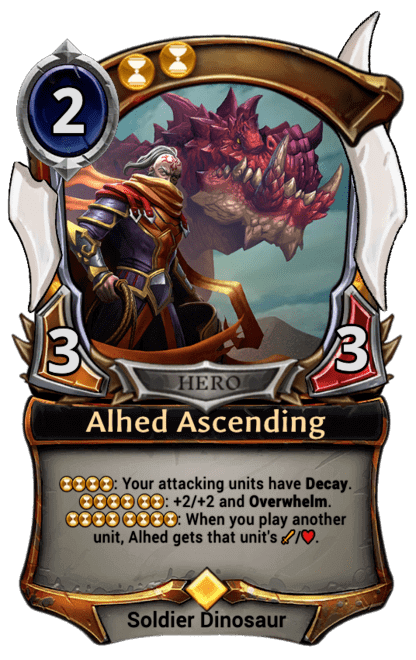 Card image for Alhed Ascending
