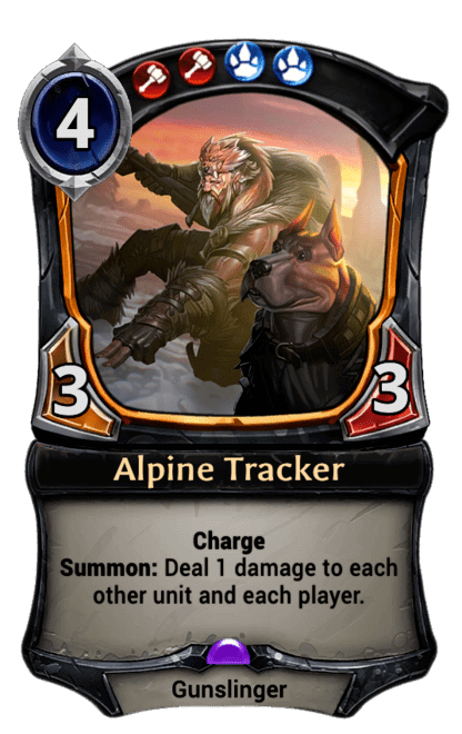 Card image for Alpine Tracker