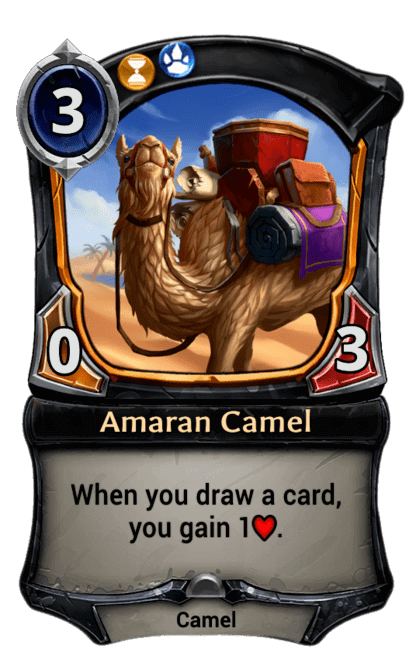 Card image for Amaran Camel