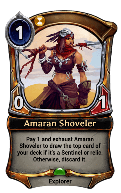 Card image for Amaran Shoveler