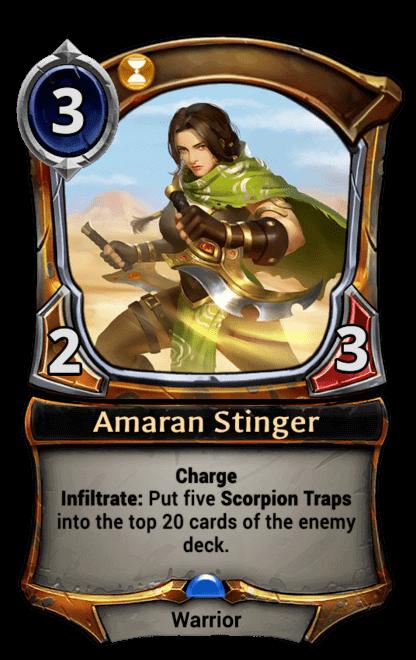 Card image for Amaran Stinger