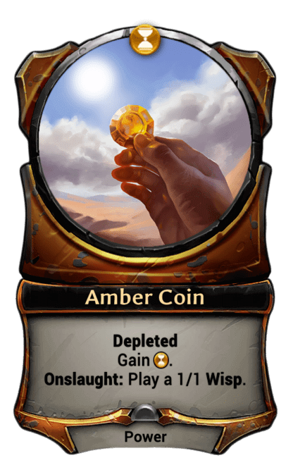 Card image for Amber Coin