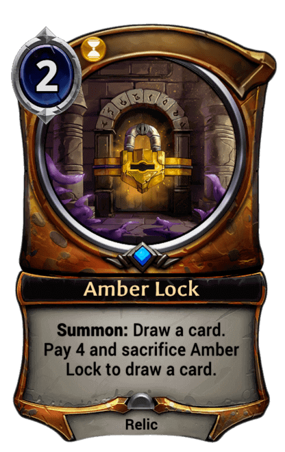 Card image for Amber Lock