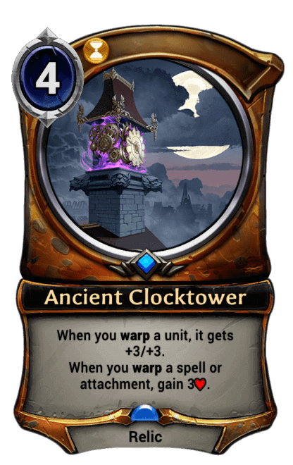 Card image for Ancient Clocktower
