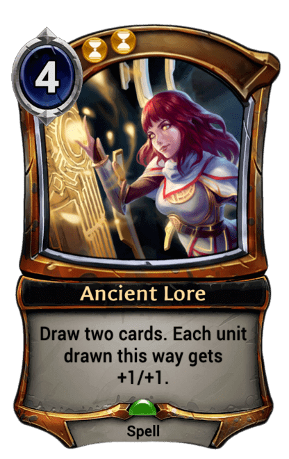 Card image for Ancient Lore