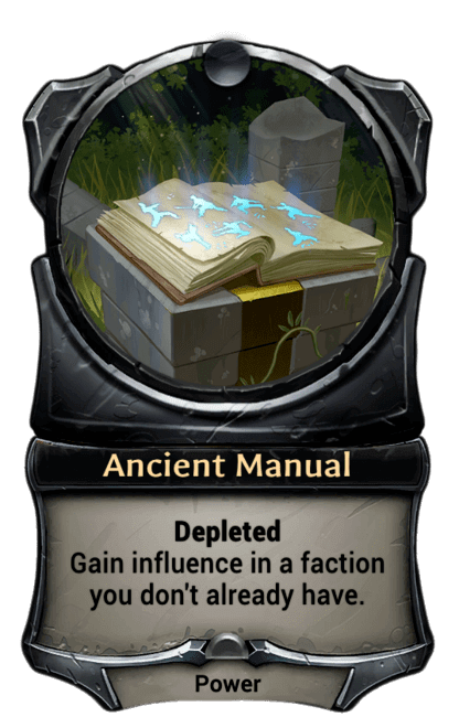 Card image for Ancient Manual