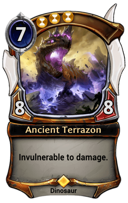 Card image for Ancient Terrazon