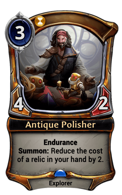 Card image for Antique Polisher