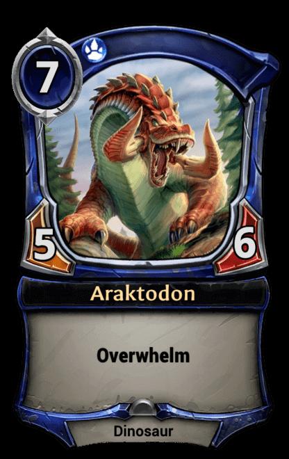 Card image for Araktodon