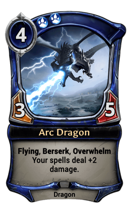Card image for Arc Dragon