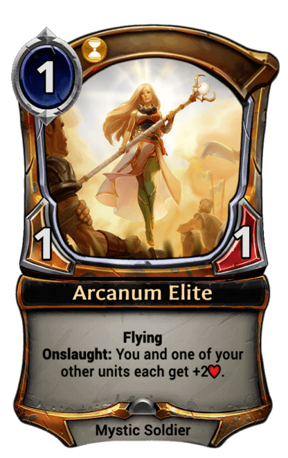 Card image for Arcanum Elite