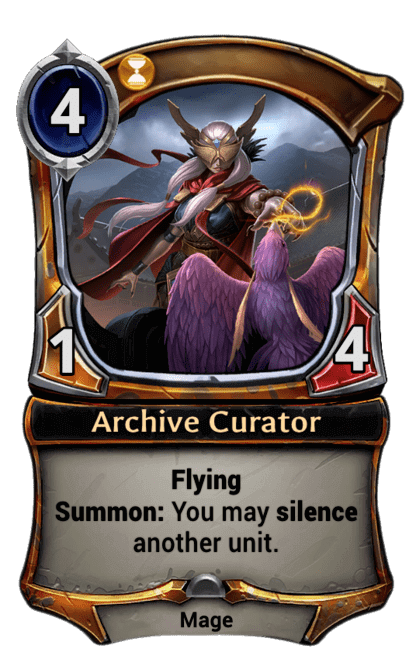 Card image for Archive Curator