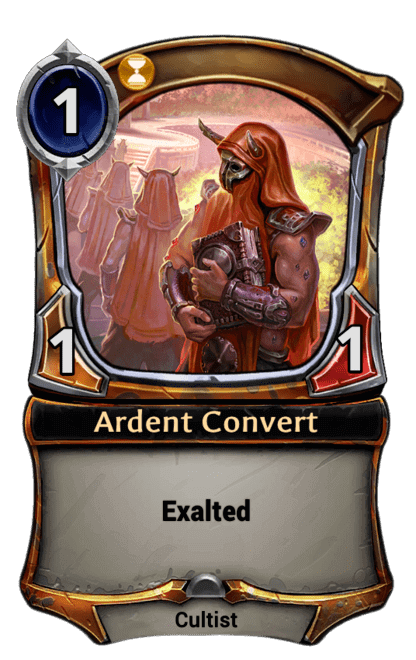 Card image for Ardent Convert