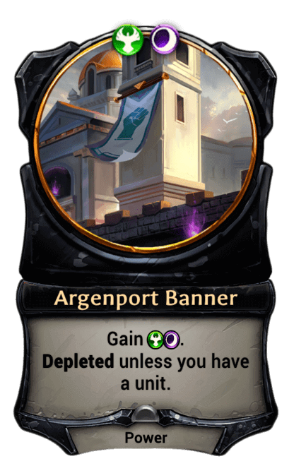 Card image for Argenport Banner