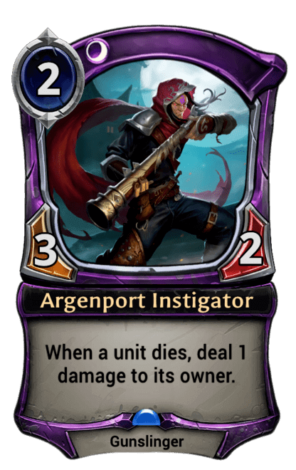 Card image for Argenport Instigator