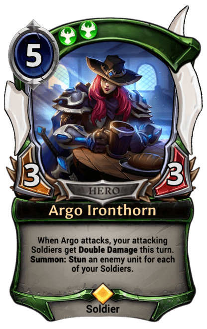 Card image for Argo Ironthorn