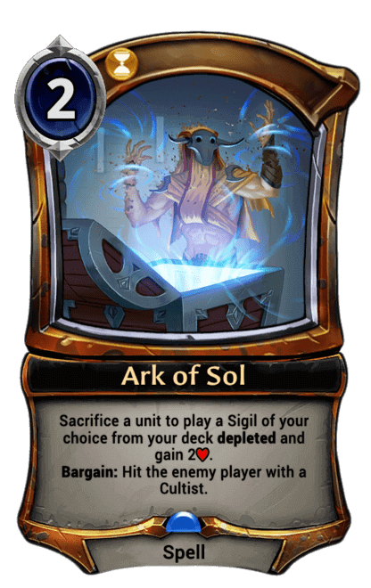 Card image for Ark of Sol