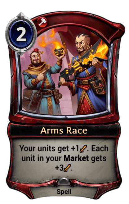 Card image for Arms Race
