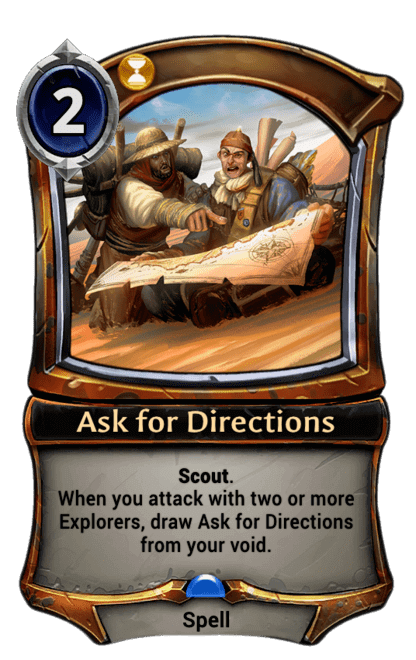 Card image for Ask for Directions