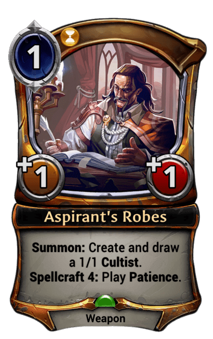 Card image for Aspirant's Robes