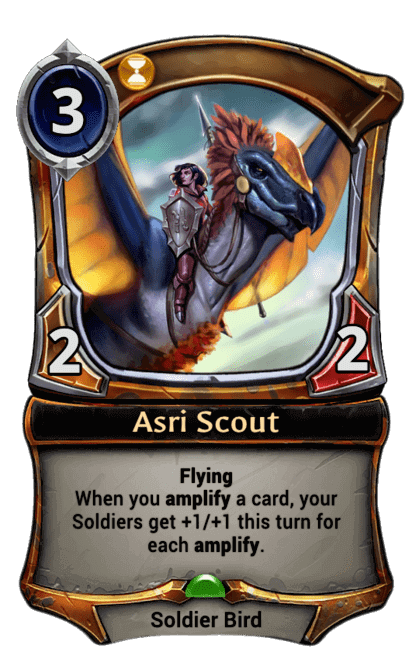 Card image for Asri Scout