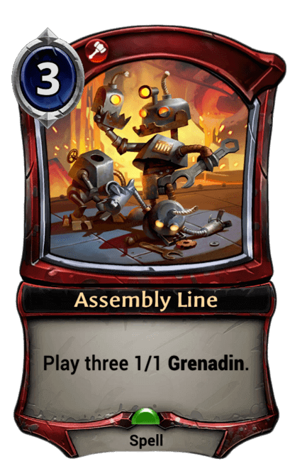 Card image for Assembly Line