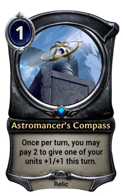 Card image for Astromancer's Compass