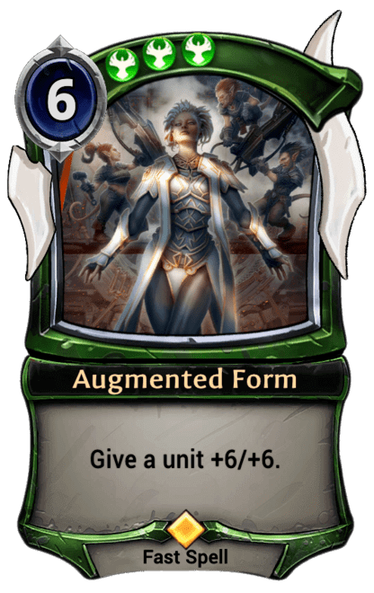 Card image for Augmented Form
