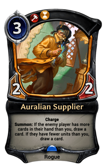 Card image for Auralian Supplier