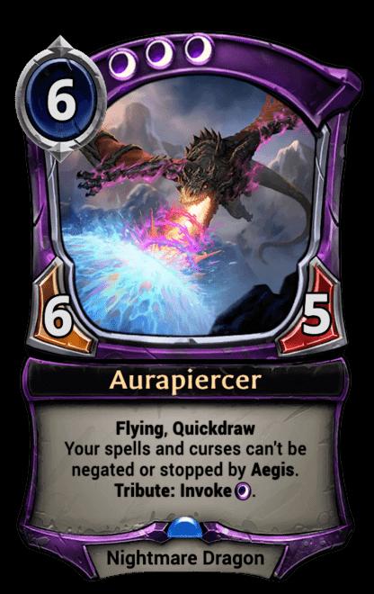 Card image for Aurapiercer