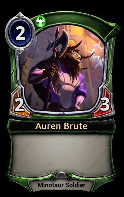 Card image for Auren Brute