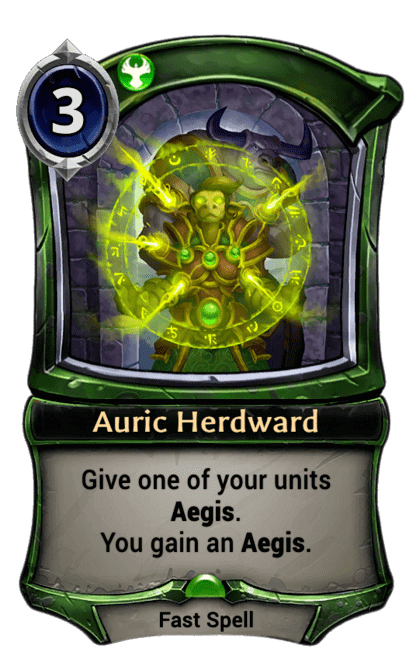 Card image for Auric Herdward