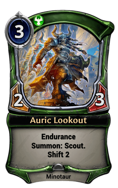 Card image for Auric Lookout