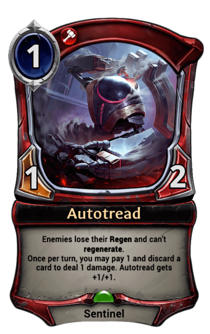 Card image for Autotread