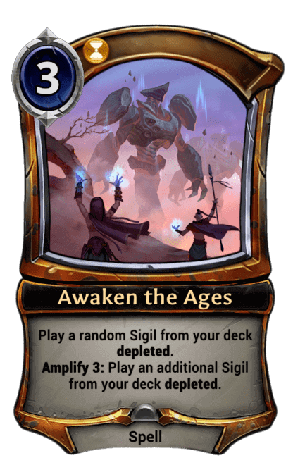 Card image for Awaken the Ages