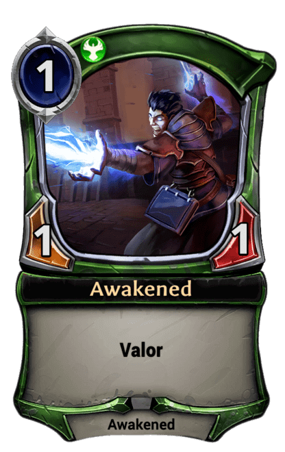 Card image for Awakened