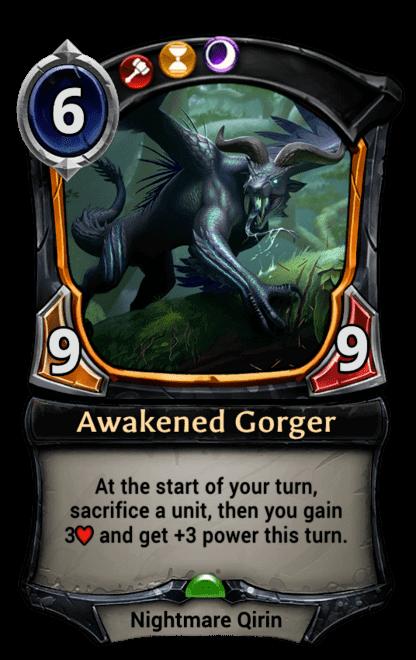 Card image for Awakened Gorger